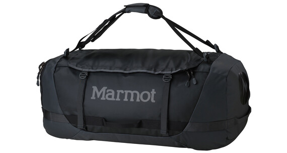 Marmot Long Hauler XLarge Duffle Bag Slate Grey/Black
